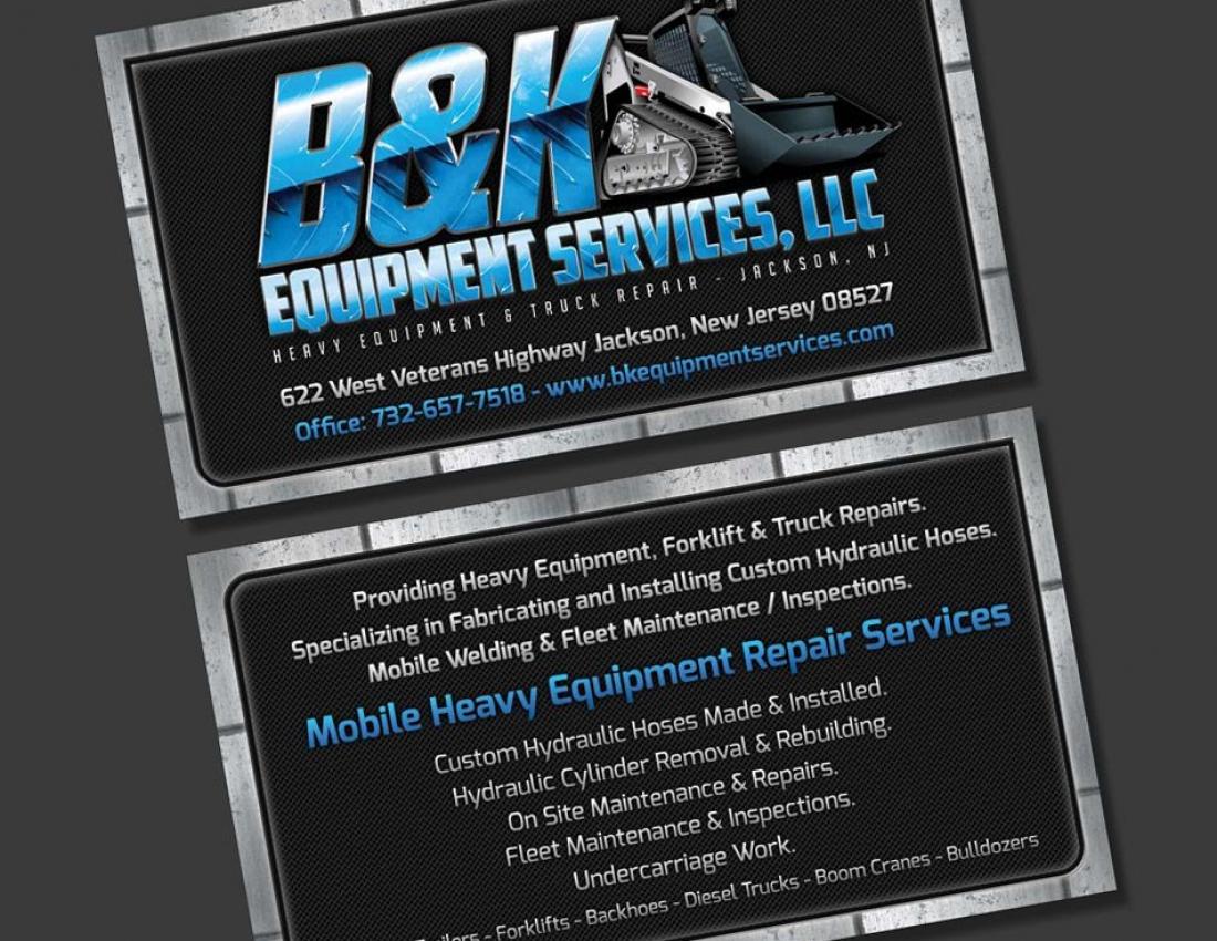 B&K Equipment Services